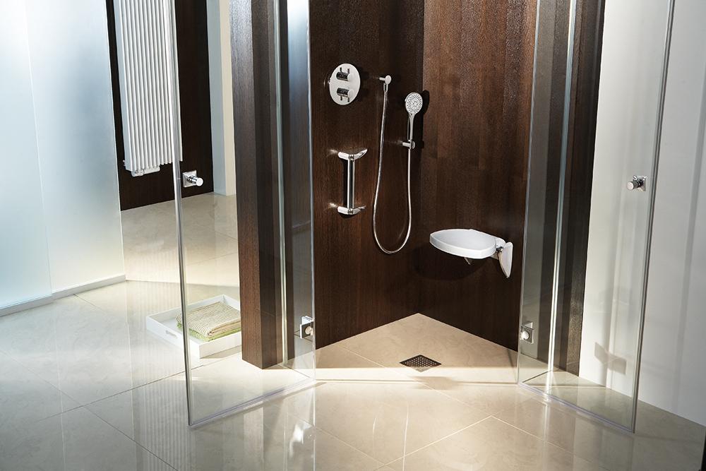 neue Duschkabine